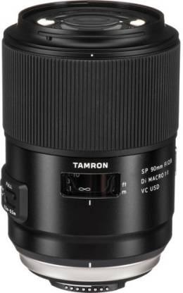 Tamron SP 90mm F/2.8 Di MACRO 1:1 VC USD (F017)  Lens