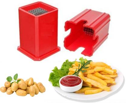 Top Quality Store Potato Finger Chips Cutter Manual Choppers & Chippers & Peeler Potato Slicer Potato Slicer Potato Slicer