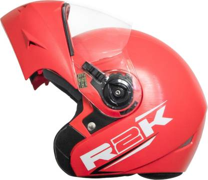 Steelbird SB-45 R2K OSKA Reflective Flip-up Motorsports Helmet