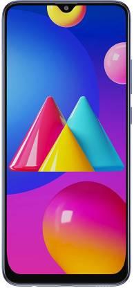 SAMSUNG M02s (Blue, 32 GB)