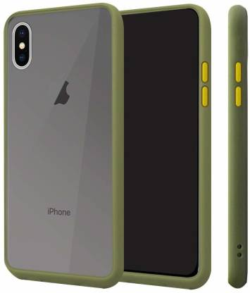 KARWAN Back Cover for Apple iPhone X, Apple iPhone XS