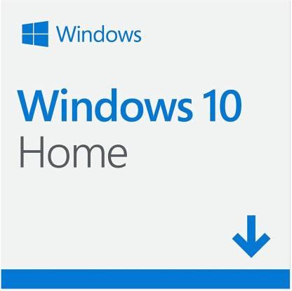 MICROSOFT Genuine Windows 10 Home Retail Key HomeLicense Key Delivery 64 bit / 32 bit