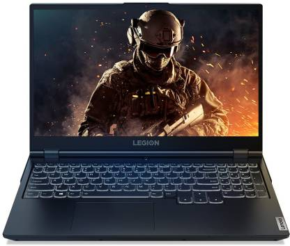 Lenovo Legion 5 Ryzen 7 Octa Core 4800H - (8 GB/1 TB HDD/256 GB SSD/Windows 10 Home/4 GB Graphics/NVIDIA GeForce GTX 1650 Ti/120 Hz) 15ARH05 Gaming Laptop