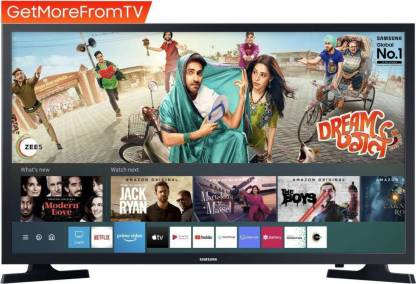SAMSUNG 80 cm (32 inch) HD Ready LED Smart TV 2020 Edition with Voice Search