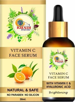 KHADI BHANDAR Vitamin C Serum For Natural Glowing Beauty