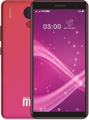 Zoom Me ME-M1 (Scarlet Red, 32 GB)