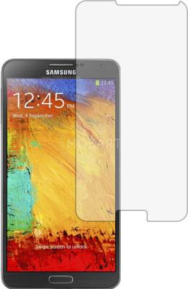 MOBART Tempered Glass Guard for SAMSUNG NOTE 3 N9000 (ShatterProof, Flexible)