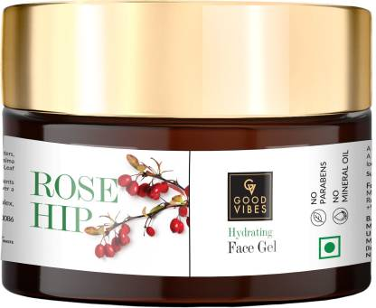 GOOD VIBES Hydrating Face Gel - Rosehip