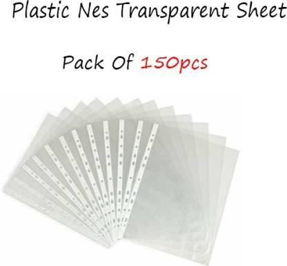 Ushergy Plastic Nes Sheet Protector
