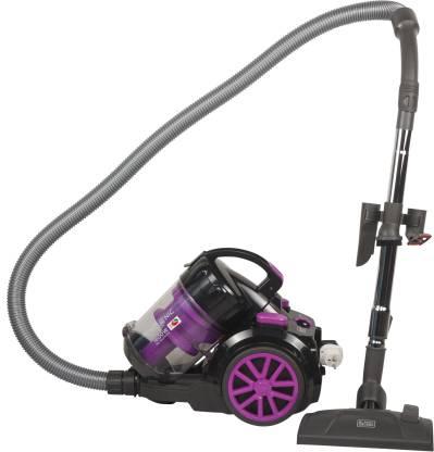 Black & Decker VM1880 Dry Vacuum Cleaner (Purple, Black)