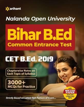 Nalanda Open University Bihar B.Ed Guide 2019