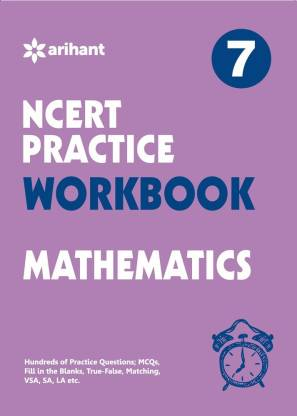 Ncert Practice Workbook Mathematics 7 - Class 7