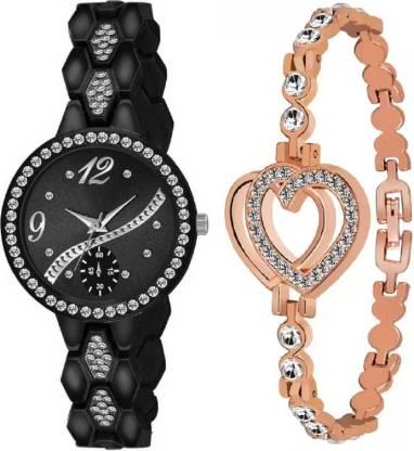 New Generation Bracelet Luxury Watches Stainless Steel Retro Ladies Quartz Wristwatches Fashion Casual Women Dress Watch Analog Watch - For Girls