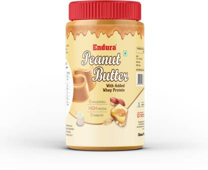 Endura Peanut Butter with whey protein 907g 907 g