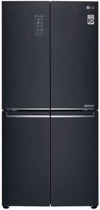 LG 594 L Frost Free Side by Side Inverter Technology Star Refrigerator  with with Hygiene Fresh+ and Smart ThinQ(WiFi Enabled)