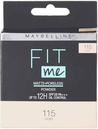 MAYBELLINE NEW YORK FIT ME COMPACT Compact