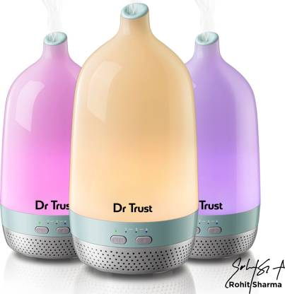 Dr. Trust Home Spa Luxury home Office Cool Mist Aroma Diffuser & Humidifier & Ultrasonic Portable Room Air Purifier