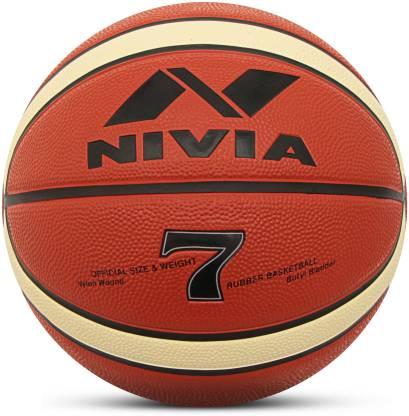 NIVIA Engraver Basketball - Size: 7