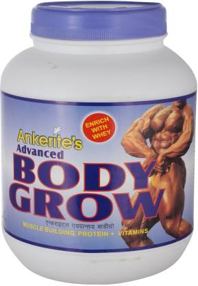 Ankerite BODY GROW Weight Gainers/Mass Gainers