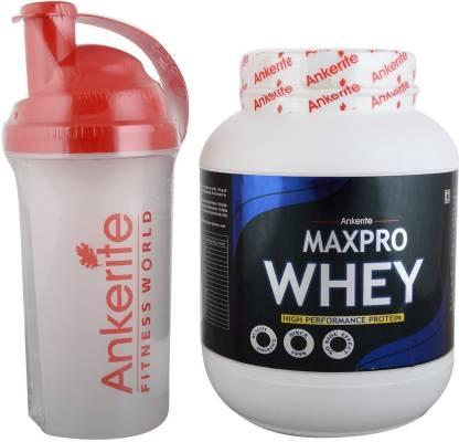 Ankerite MAX PRO Whey Protein