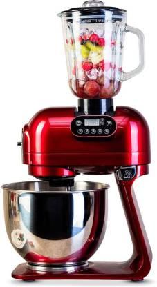 Hafele Klara Highline 1000 Juicer Mixer Grinder (2 Jars, Red)