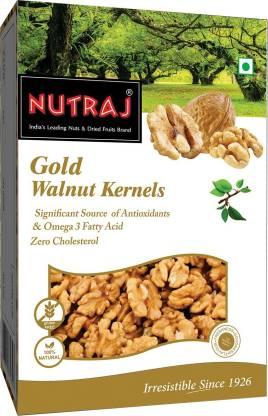 Nutraj Gold Walnut Kernels (Akhrot Giri) Walnuts