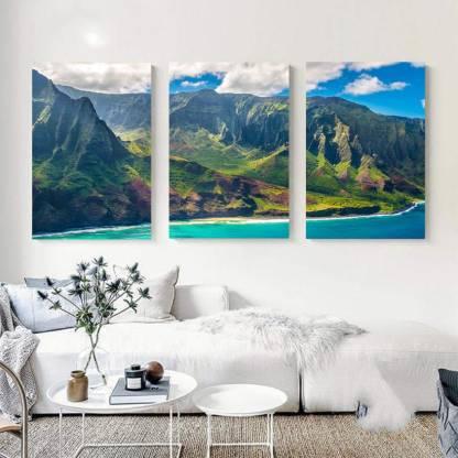 Framed Canvas Wall Art