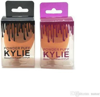 Verite Beauty foundation and make-up sponge puff