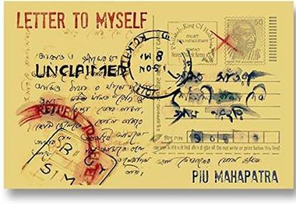 Letter To Myself: A Unique Book of Postcards