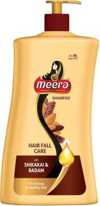 Meera Shikakai & Badam Hairfall Care Shampoo(1 L)