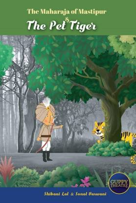 The Maharaja Of Mastipur & The Pet Tiger