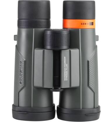 SOLOGNAC by Decathlon Wildlife Binoculars 500 8x42 Green Digital Binoculars