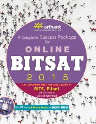 A Complete Success Package for Online Bitsat 2015