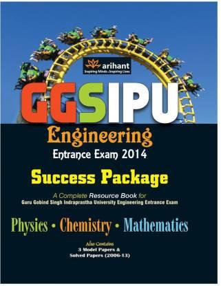 Ggsipu Engineering Entrance Exam Success Package