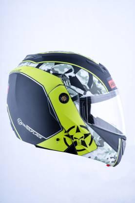 HEADFOX Bluetooth N1 Motorsports Helmet