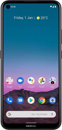 Nokia 5.4 (Dusk, 64 GB) (4 GB RAM)