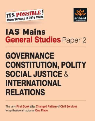 IAS Mains General Studies (Paper 2)
