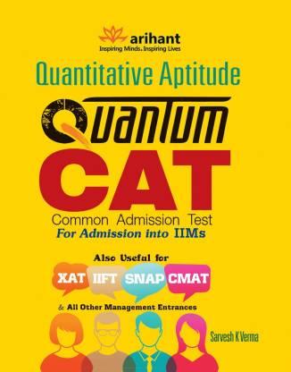 Quantitative Aptitude Quantum CAT Common Admission Test