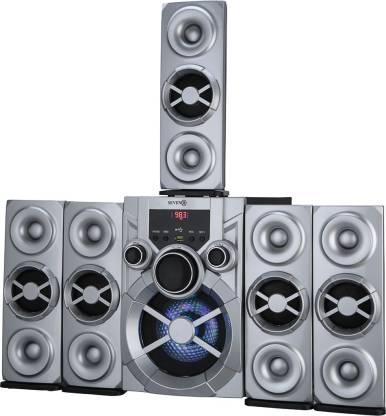 SEVEN R Grand 007 HI BASS SOUNDBAR,TOWER SPEAKER 120 W Bluetooth Home Theatre