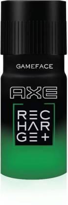 AXE Recharge Game Face Deodorant Spray  -  For Men