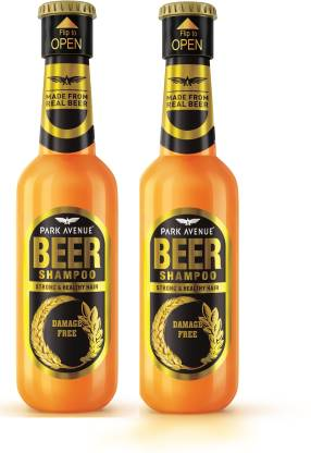 PARK AVENUE Beer Damage Free Shampoo