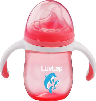 LuvLap Dolphin Sipper 160ml