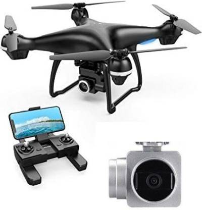 Lord of the sky Extra Camera Black Drone Drone