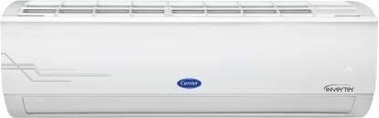 CARRIER 4 in 1 Convertible Cooling 1.2 Ton 5 Star Split Inverter AC  - White