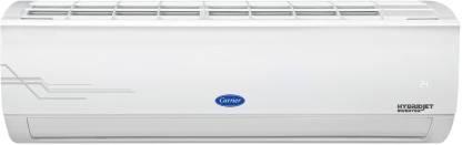 CARRIER 4 in 1 Convertible Cooling 2 Ton 5 Star Split Inverter AC  - White