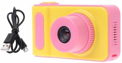 V.T.I Kids Camera Digital Cameras Children for Birthday Toy Gifts 4-12 Year Old Kid Action Camera Toddler Video Recorder Kids Camera Point & Shoot Camera