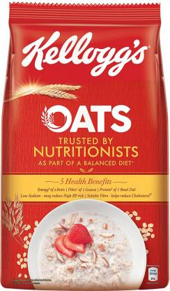Kellogg's Oats Trusted by Nutritionists