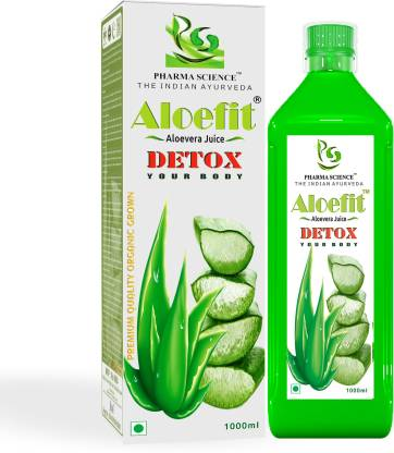 Pharma Science The Indian Ayurveda Aloe Vera Juice