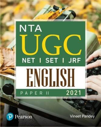 Nta UGC Net/Set/Jrf: Paper II - English