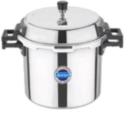 Amul Pressure Cooker 24 ltr JUMBO Outer Lid (Non Induction) 24 L Pressure Cooker